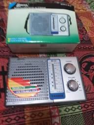 Rádio portátil /// LEIA até o final