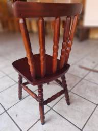 Cadeira reforçada para comércio