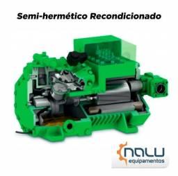 Compressor p/ Refrigeração Recondicionado Semi-Hermético