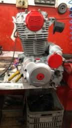 Motor CRF 230 ano 2008