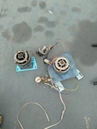 2 motores de Tanquinho