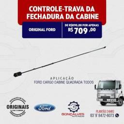 CONTROLE- TRAVADA FECHADURA DA CABINE ORIGINAL FORD