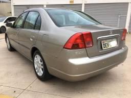 Vendo Honda Civic 2001 1.7 automático