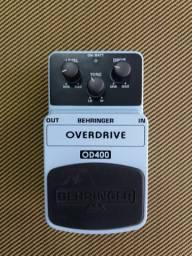 Pedal Behringer Overdrive OD400