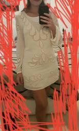 Perfeito vestido Farm Tam P