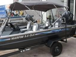 Lancha levefort marfin 5.5 CLX moton F60