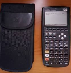 Calculadora HP 50g #Novinha usado menos de um mês