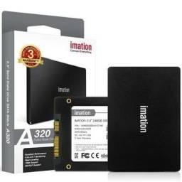 Título do anúncio: Vendo SSD de 240 GB, novo na caixa.