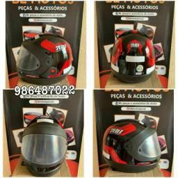 Título do anúncio: Promoçâo capacete SM automático NOVO