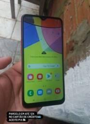 Título do anúncio: Vendo Samsung A10s 32gb