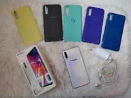 Samsung galaxy A70 branco