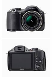 Espetacular Camera Casio Exilim EX-FH25 - semi nova - com bolsa de proteção