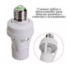 Título do anúncio: Soquete e27 com sensor de presença -c106