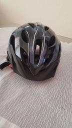 Título do anúncio: Capacete para bicicleta