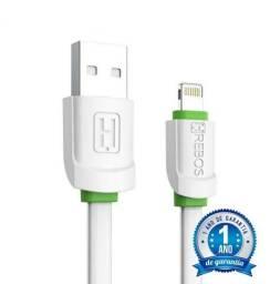 Cabo Usb Carregador iPhone 5 6 7 8 Plus S X 11 Promoção