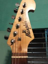 Guitarra Memphis tagima cubo 380 Pra ir logo