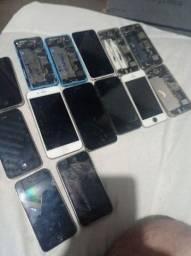 Título do anúncio: iPhones para peças