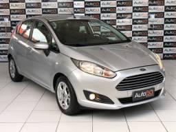New Fiesta 1.6 automático 2015/2015