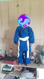 Kimono infantil  novo