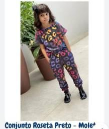Título do anúncio: Roupas infantis femininas
