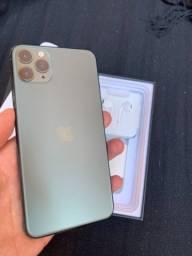 iPhone 11 Pro Max verde 64gb