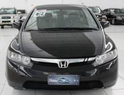 Honda Civic Sedan LXS 1.8/1.8 Flex 16V Aut. 4p 2007/2008