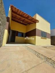 Título do anúncio: Casa com 3 dormitórios à venda, 77 m² por R$ 190.900 - Mocambinho / Zona Norte / Casa Bell