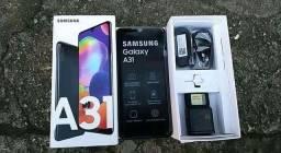 Vendo  um Samsung a31 muito novo