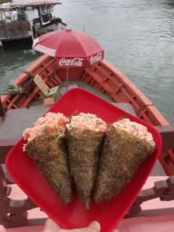 Passeios náuticos Sushi Boat