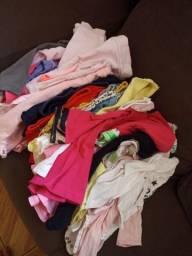 Título do anúncio: Lote de roupas 2a 6 meses