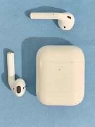 Airpods 2 Muito Novo na Garantia Apple até 2022