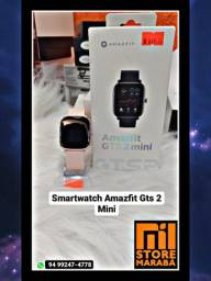Smartwatch Amazfit GTS 2 Mini com GPS