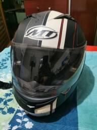 Título do anúncio: Capacete fechado MT Helmet Blade Shell