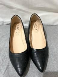Título do anúncio: Sapato salto bloco