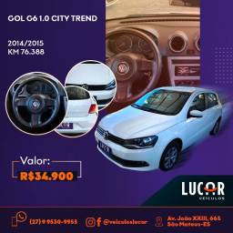 Gol G6 1.0 City Trend