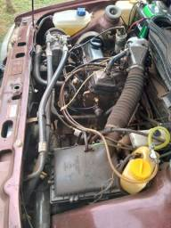 Título do anúncio: Motor AP 1.8 a gasolina,  inteiro.