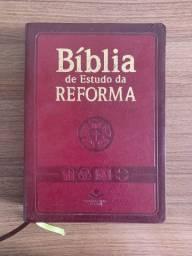 Bíblia de Estudo da reforma