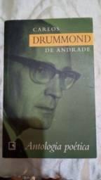 Livro Antologia Poética, Carlos Drummond de Andrade
