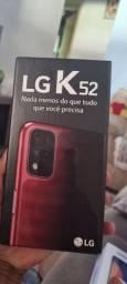 Título do anúncio: LG k52