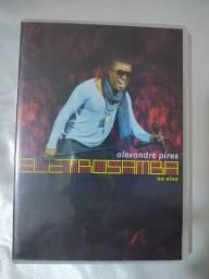 DVD Alexandre Pires - Eletrosamba