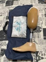 Protese Perna Esquerda Titanium