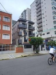 Título do anúncio: Apartamento com 1 dormitório à venda, 50 m² por R$ 260.000,00 - Canto do Forte - Praia Gra