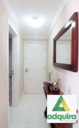 Título do anúncio: Apartamento com 3 quartos no EDIFÍCIO ILHA DO SOL - Bairro Centro em Ponta Grossa