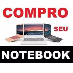 Título do anúncio: Notebooks ,pagamento a vista!