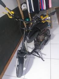 Patinete motorizado gasolina