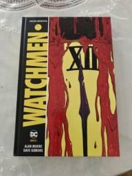 Título do anúncio: Watchmen ed.definitiva.