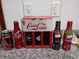 Pack Coleção Coca Cola.