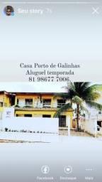 CASA DE PRAIA PORTO DE GALINHAS