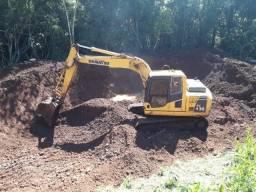 Escavadeira hidráulica  PC130-8