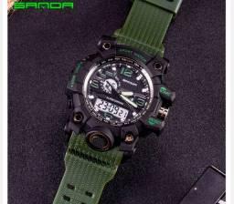 Título do anúncio: Relógio Militar a prova dagua